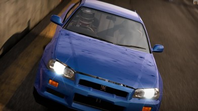 "Need for Speed: Shift ""Nissan Skyline GT-R V-Spec (BNR34)"""