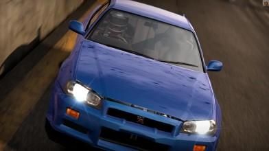 "Need for Speed: Shift ""Nissan Skyline GT-R V-Spec (BNR34)"""