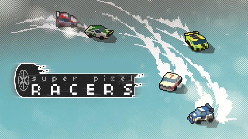 Картинки по запросу Super Pixel Racer