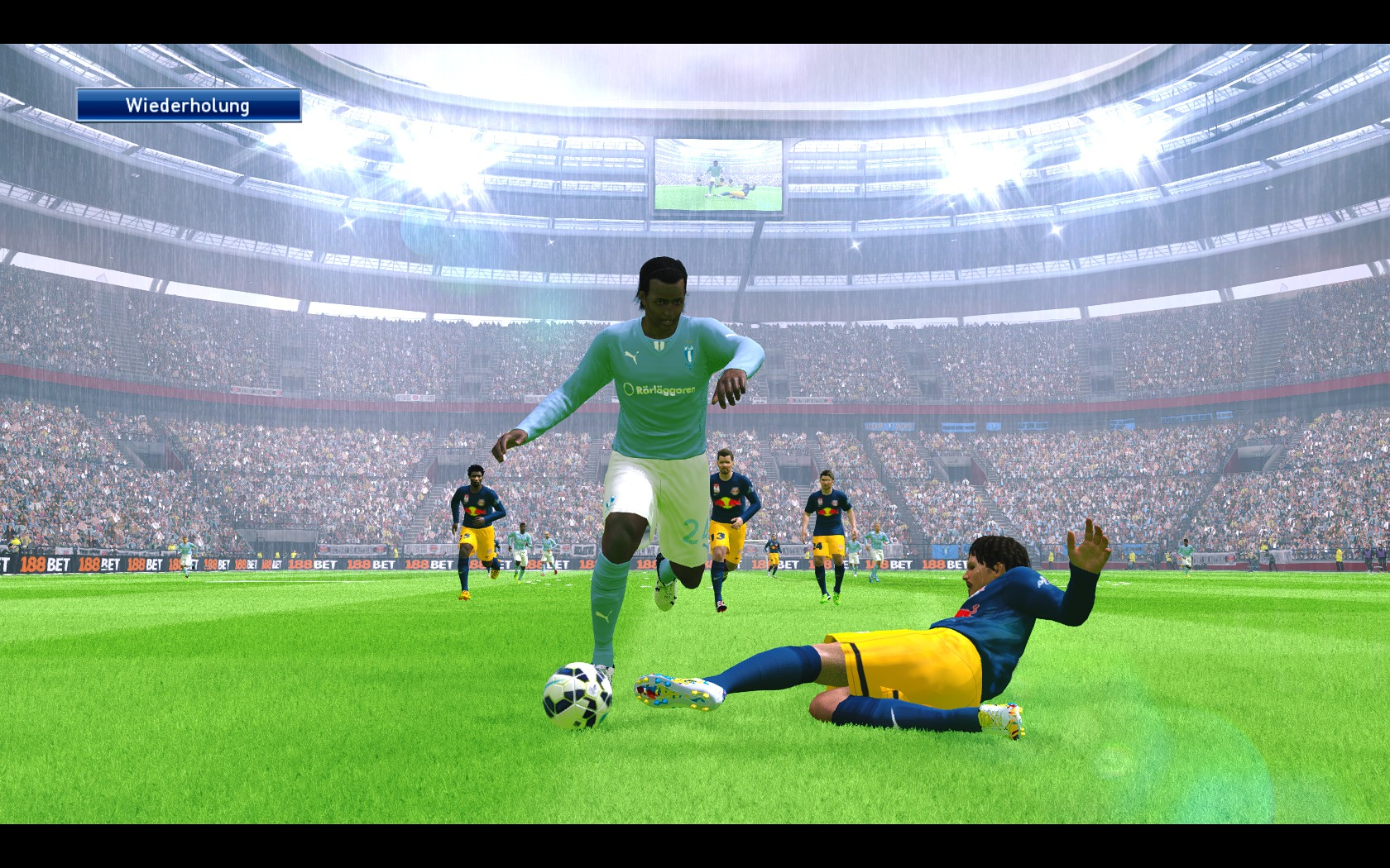 Pes6 patch 2015 gameplay gta