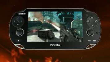 "Resistance: Burning Skies ""PS VITA Trailer PAL"""