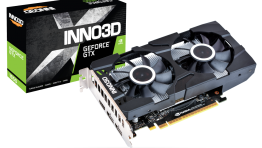 Каталог Inno3D пополнили 3D-карты GeForce GTX 1650 Twin X2 OC и GeForce GTX 1650 Compact
