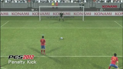 "PES 2012 ""Gameplay Video 10 - Penalty Kick"""