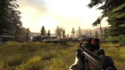Моддеры работают над еще одним модом улучшающим графику в Half-Life 0