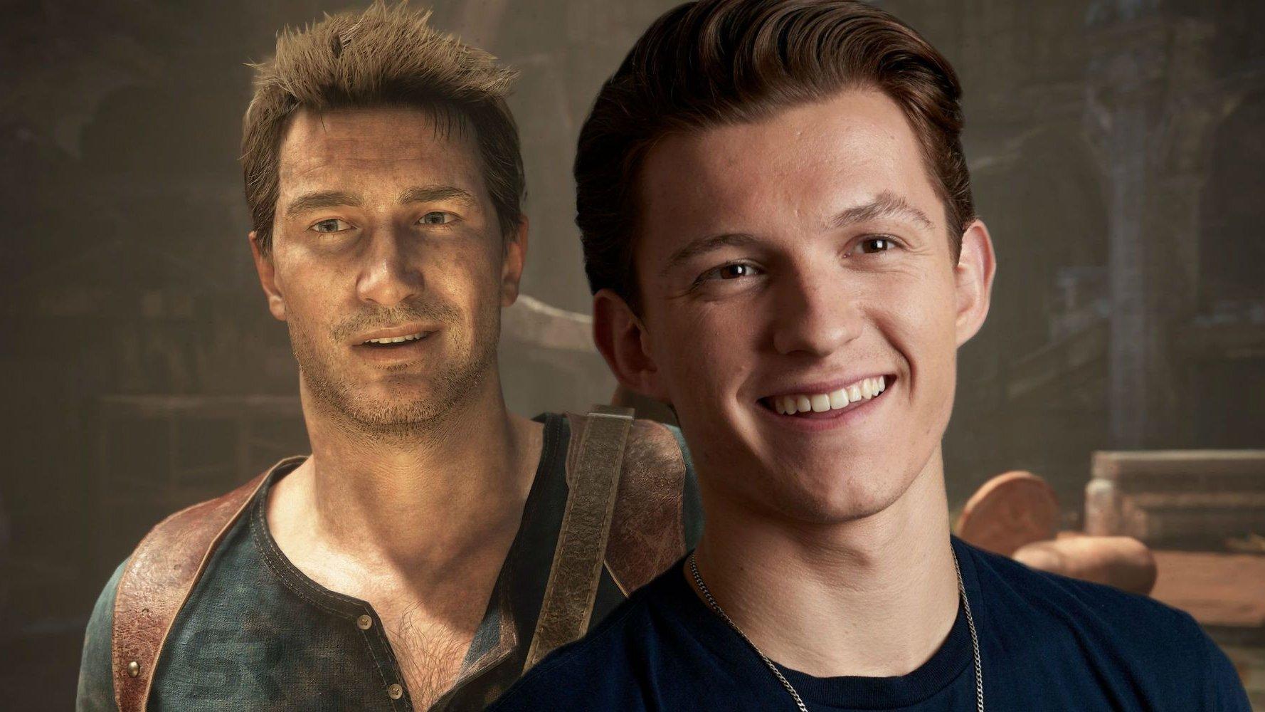 """Том Холланд об экранизации Uncharted: """"Фильм будет таким, как я мечтал"""""""
