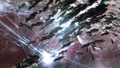 EVE Online - Pandemic Legion - Battle of M-OEE8 (Michael Bay Edit)