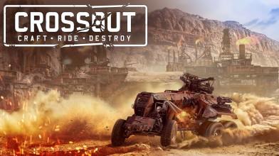 Crossout получила обновление Всадники апокалипсиса