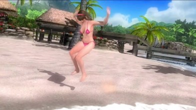 "Dead or Alive 5 Ultimate ""Tropical Sexy Costumes Pack"""