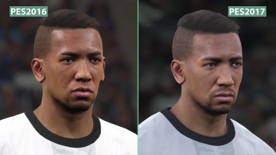 PES 2016 vs. PES 2017 Demo Graphics Comparison on PS4 Pro Evolution Soccer