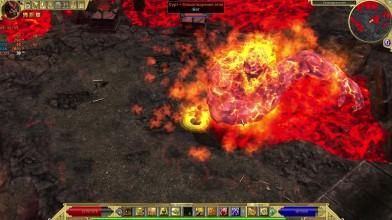 Titan Quest: Annyversary Ragnark Drop Benny (Убийство финального босса дополнения)