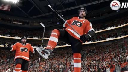 Новый трейлер NHL 07 - построй собственный бренд