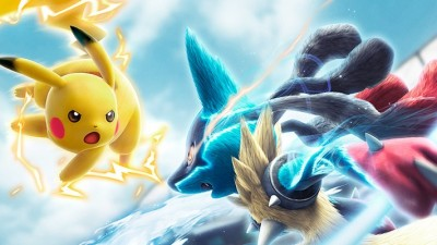 В Pokken Tournament можно будет применять amiibo всего 5 раз в день