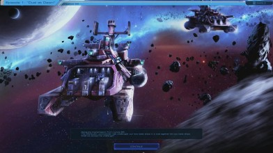 "Sid Meier's Starships ""15 минут геймплея с комментариями на русском"""