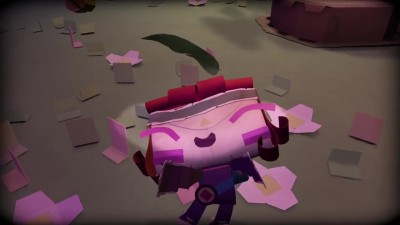 "Tearaway Unfolded ""E3 2015 трейлер"""