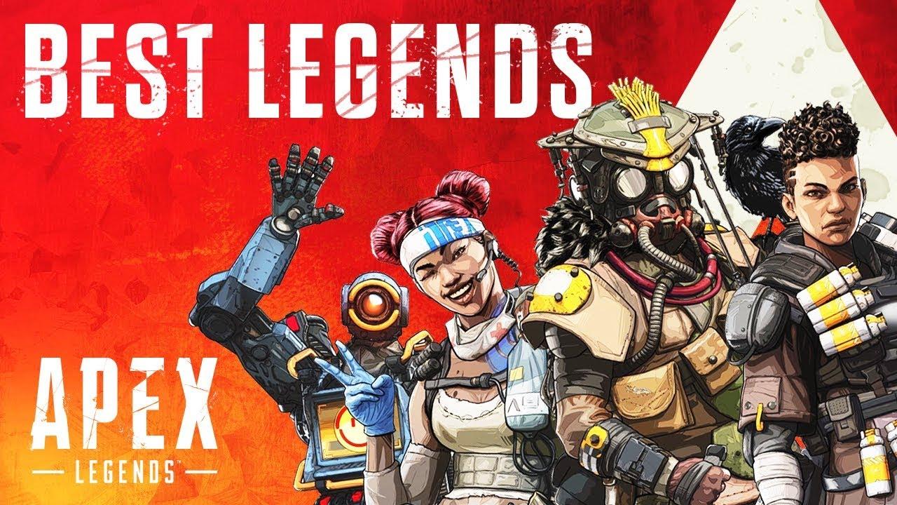 Персонажи в Apex Legends уникальны. Рассказываем о фишках каждого