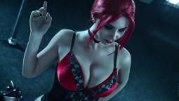 Стильный косплей Вельвет Велюр из Vampire: The Masquerade - Bloodlines