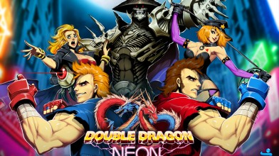Double Dragon: Neon. Удар прямиком из восьмидесятых.