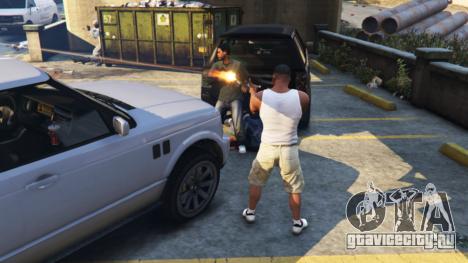 Lamar Missions v0.1a для GTA 5