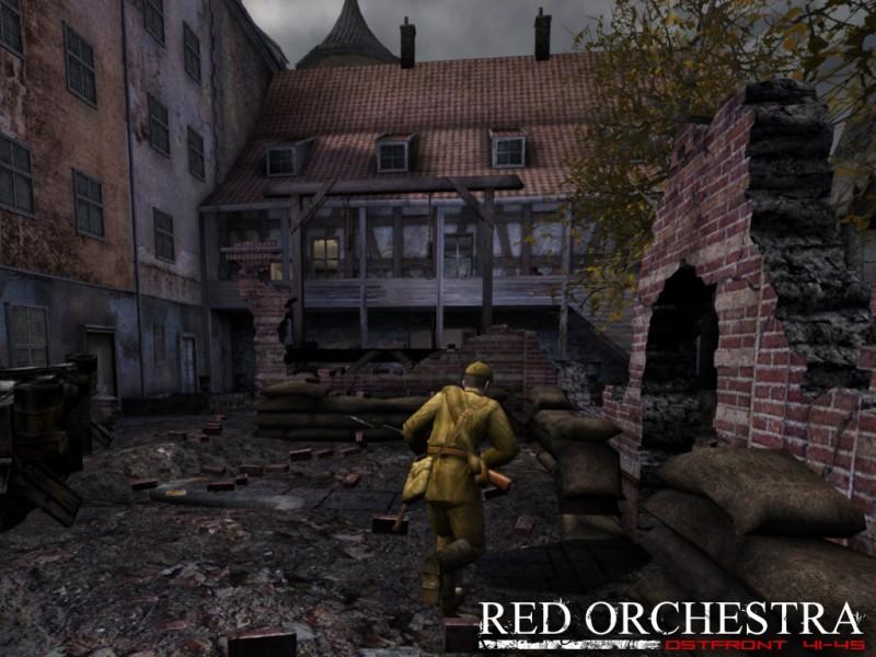 Red Orchestra изначально должна была стать стелс игрой