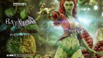 Prime 1 Studio анонсировала фигурку Ядовитого Плюща из Batman: Arkham City