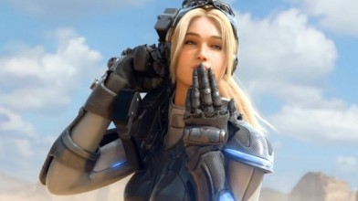 Лучший косплей персонажа Nova из StarCraft