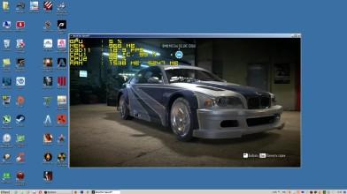 Тест Need for Speed 2016 запуск на супер слабом ПК (2 ядра, 2 ОЗУ, Geforce GT 630 1 Гб)