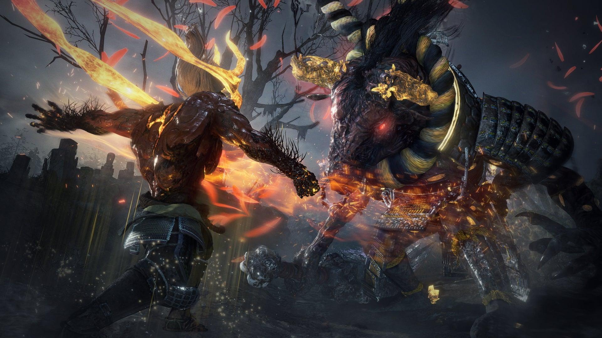Скриншоты Nioh 2 - The Complete Edition
