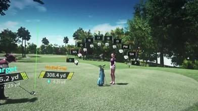 VR Golf Online трейлер