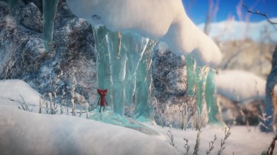 Прохождение UNRAVEL - #9 - Снежок!