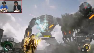 27 минут геймплея Earth Defense Force: Iron Rain с выставки TGS 2018