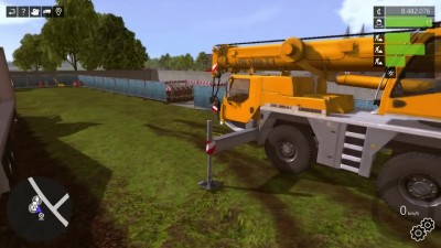"Construction Simulator 15 ""Бизнес с талантом _ ч52"""
