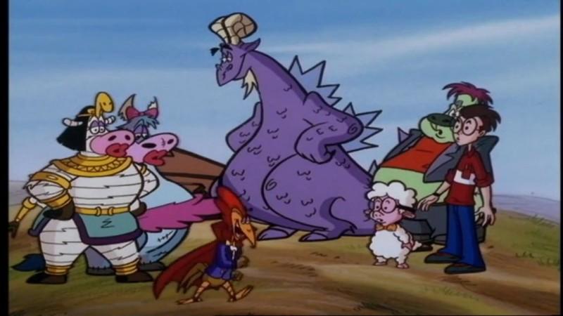 Monster Farm, 1998