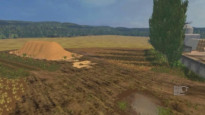 Скачать Мод На Ферму Симулятор 2015 На Карту Реальная Грязь - фото 10