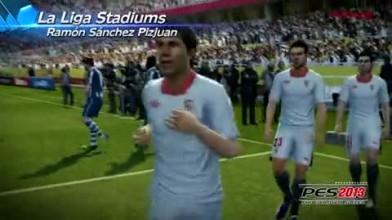 "Pro Evolution Soccer 2013 ""Тур по стадионам 4"""