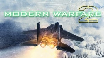 Полёт на самолёте и езда на снегоходах в Modern Warfare