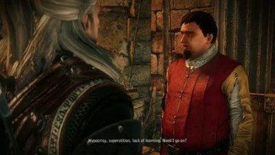 "The Witcher 2: Assassins of Kings: Enhanced Edition ""Дневник разработчиков 3"""