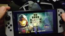 Mortal Kombat 11 - Слитый геймплей на Nintendo Switch