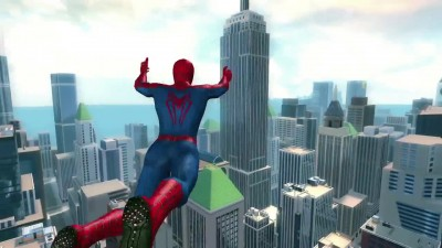 "The Amazing Spider-Man 2 ""Трейлер"""