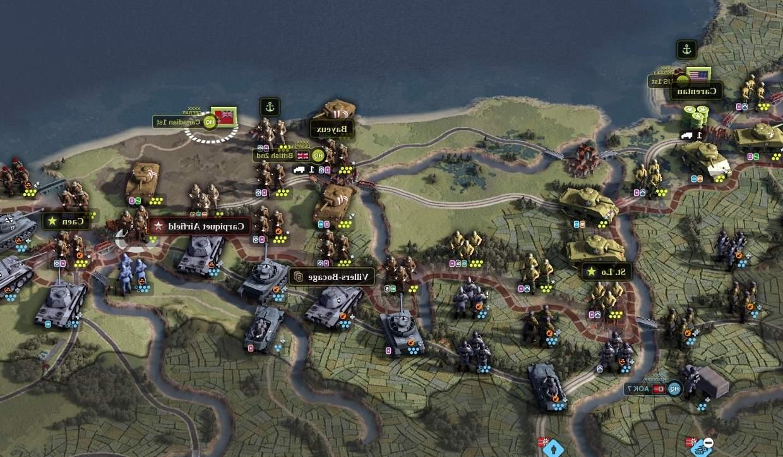 В Unity of Command 2 теперь можно поучаствовать в битве при Кассеринском перевале и в операции 'Нордвинд'