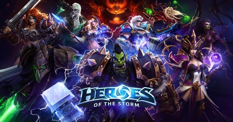 Картинки по запросу Heroes of the Storm
