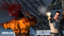 Новый геймплейный ролик Serious Sam 4: Planet Badass