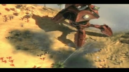 "Universe at War: Earth Assault ""E3 2007 Trailer"""