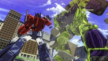 В Platinum Games показали боссов из Transformers: Devastation