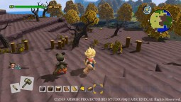 Square Enix поделились новыми скриншотами Dragon Quest Builders 2: Destruction God Malroth and the Empty Island