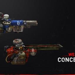 Разработчики Dying Light 2: Stay Human поделились артами уникального оружия из игры