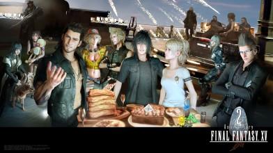 Представлено видео в честь второй годовщины Final Fantasy XV