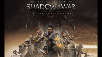 Новое дополнение Desolation of Mordor для Middle-earth: Shadow of War выйдет в мае