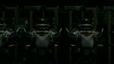 "Wolfenstein ""Heavy Trooper Vignette"""