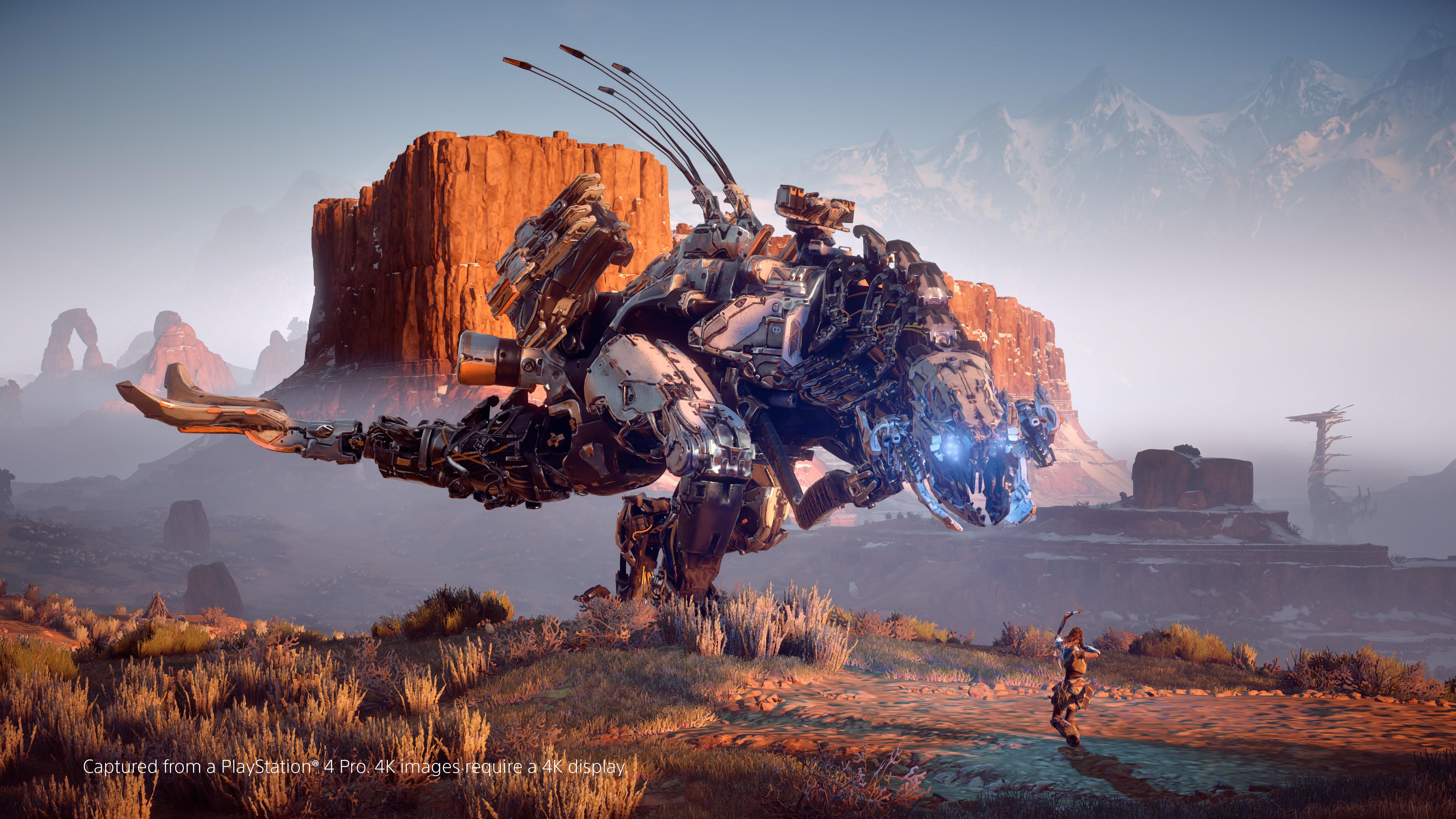 В Steam появилась страница Horizon Zero Dawn Complete Edition