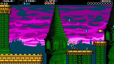 "Shovel Knight ""Трейлер Xbox One. GDC15:"""